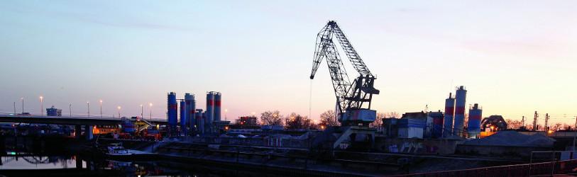 TBS Transportbeton Werk Mannheim